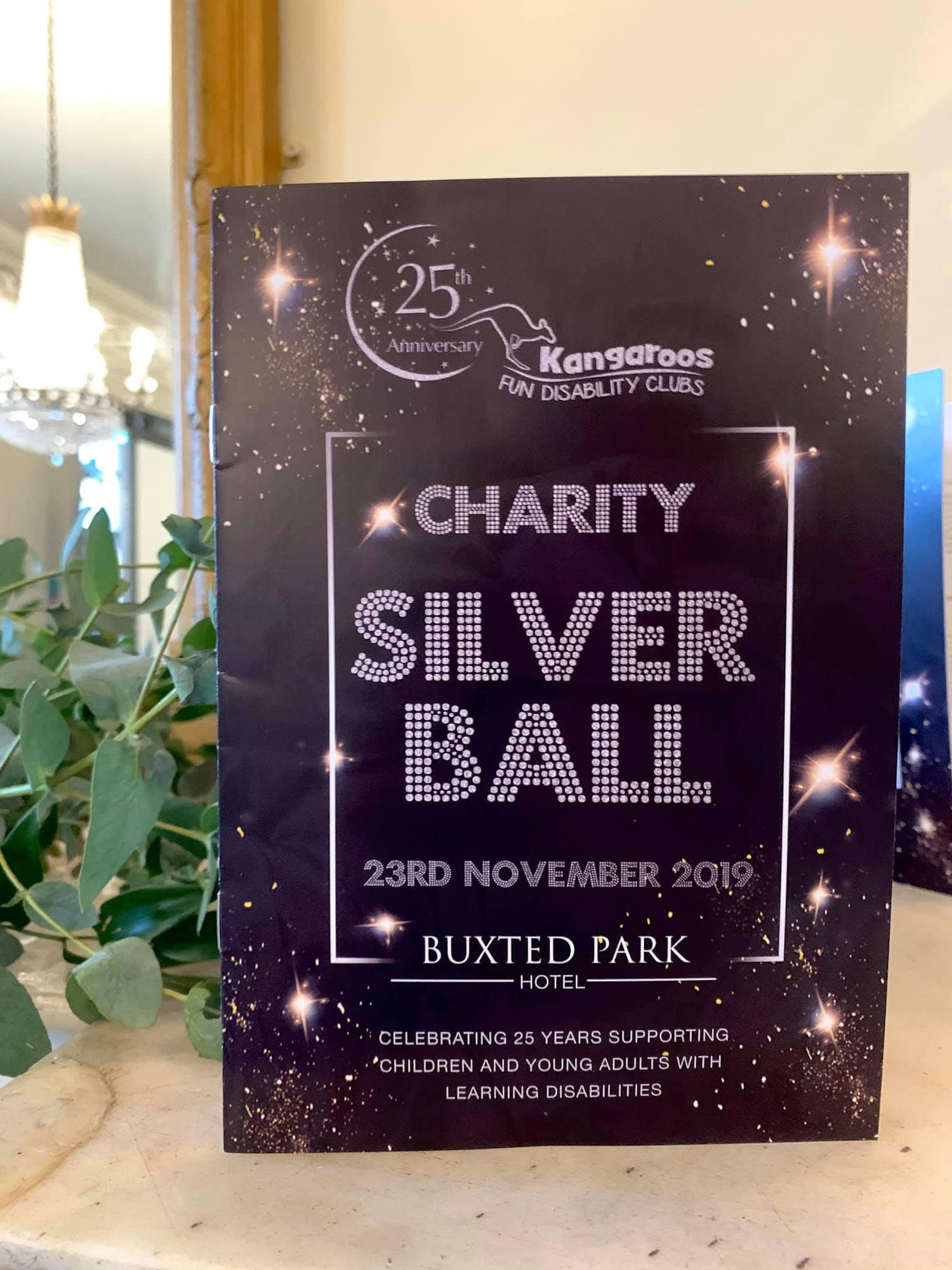 Kangaroos Silver Charity Ball a Huge Success