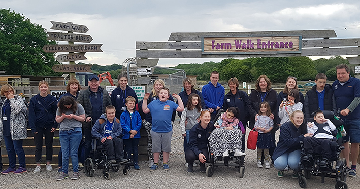 Blackberry Farm Park – Memory of a Lifetime trip May 2019