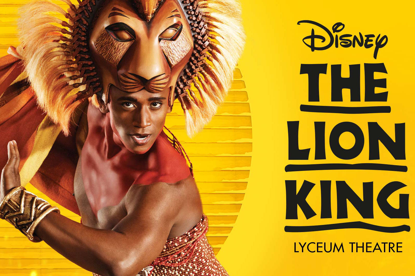 The Lion King and overnight stay in London – Memory of a Lifetime Trip Feb 2019