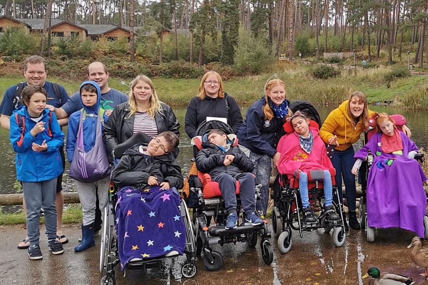 Center Parcs – Memory of a Lifetime Trip Nov 2019