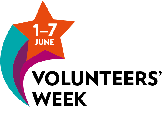 It's National Volunteers' Week – A huge thank you to all of our Volunteers